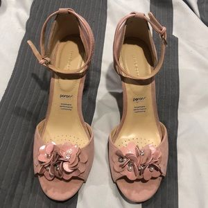 Liz Claiborne pink heels